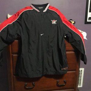 Pittsburgh Pirate Nike 1/4 zip pullover